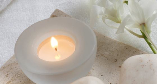 White Candle Spa