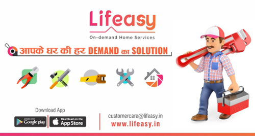 Lifeasy - On Demand Home Services